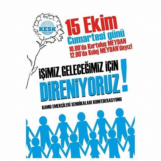 Konfederasyonumuz, Çalışma Bakanı Müezzinoğlu ile Hukuksuz ve Keyfi Uygulamalar Konusunda Görüşme Gerçekleştirdi!
