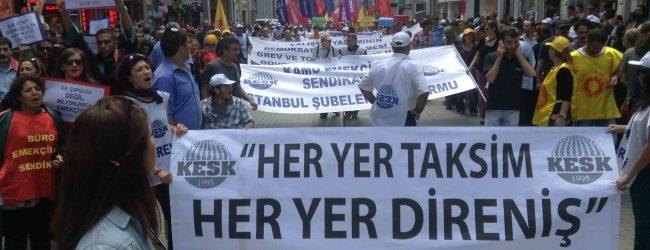 TMMOB'A YÖNELİK İNTİKAMCI SALDIRIYI KINIYORUZ!