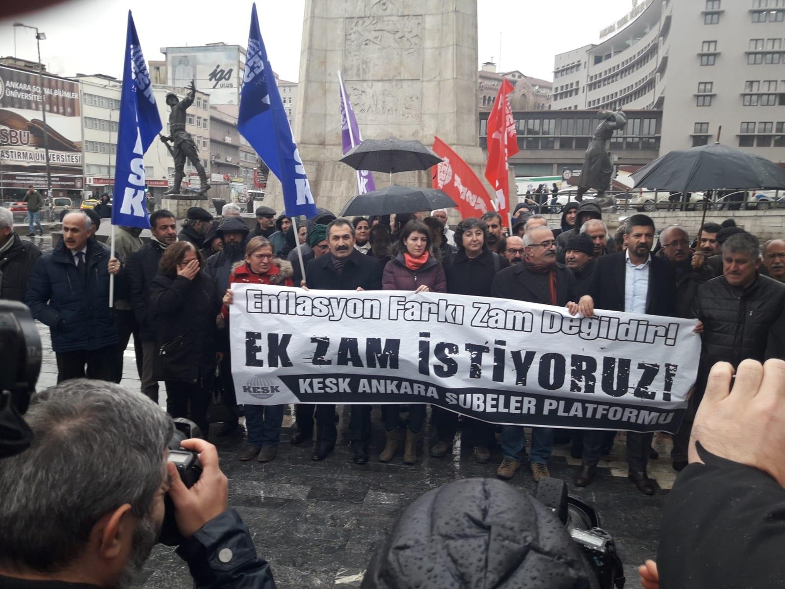 DEVLET TİYATROLARI SSP'Lİ ÇALIŞANLARIN ÇALIŞMA YÖNETMELİĞİ İÇİN ÇALIŞTAY...