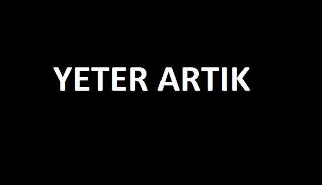 KAYSERİ'DE YAŞANAN TERÖR SALDIRISINI LANETLİYORUZ