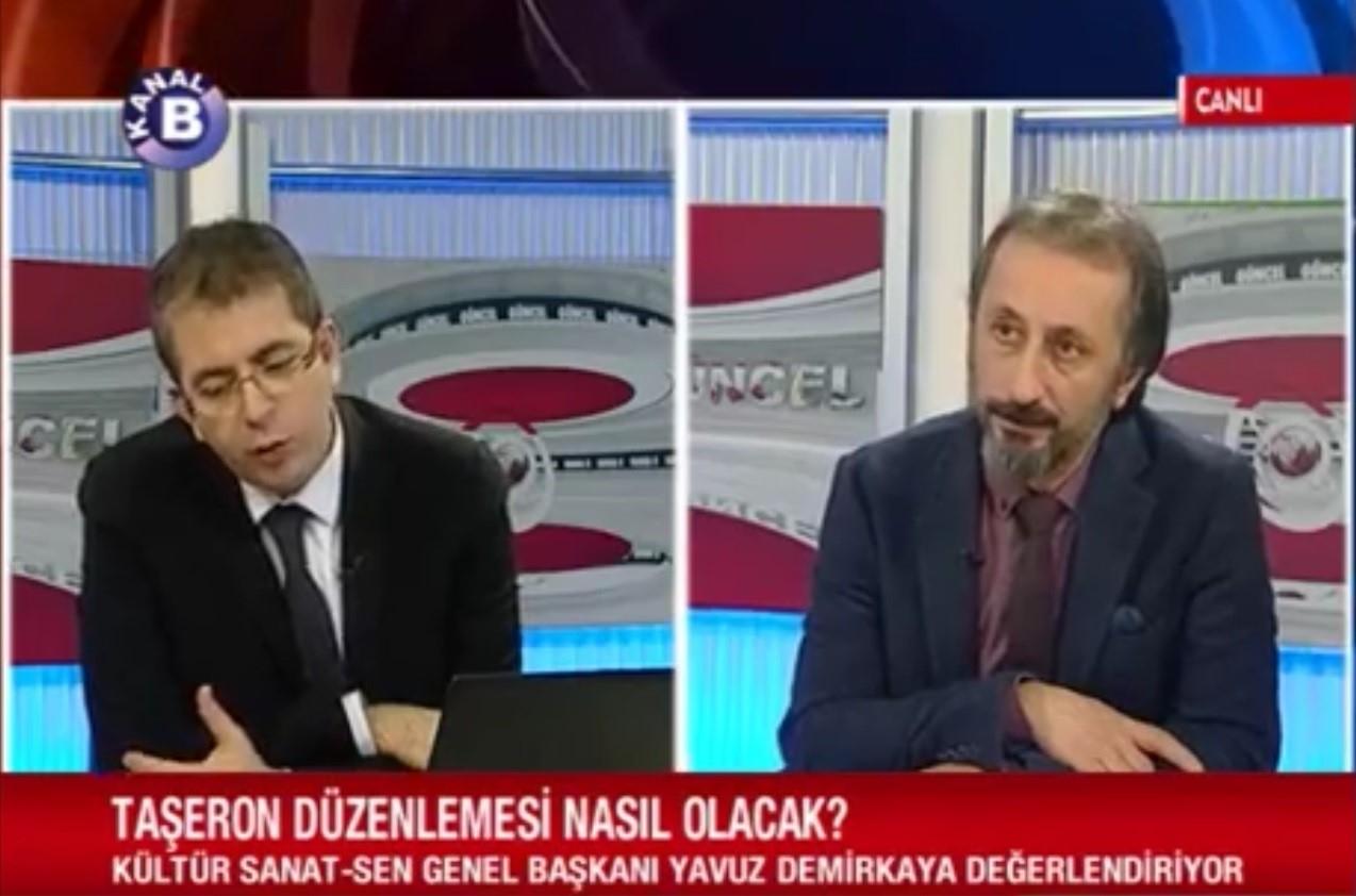 TAŞERON DÜZENLEMESİ VE SANATÇILARA PERFORMANS KRİTERİ...