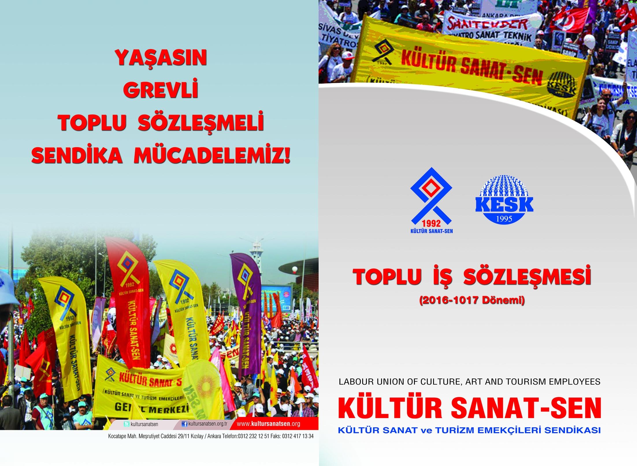 2016-2017 3. DÖNEM TİS TALEP BUROŞÜRÜMÜZ